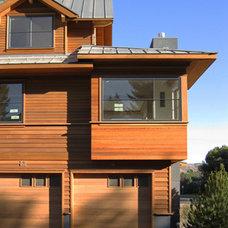 Contemporary Exterior by 361 Architecture + Design Collaborative