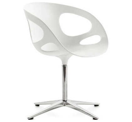 Contemporary Living Room Chairs by hive