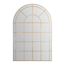 Uttermost - Uttermost 12866 Grantola Wall Mirror - Uttermost's Mirrors Combine Premium Quality Materials With Unique High-style Design.With The Advanced Product Engineering And Packaging Reinforcement, Uttermost Maintains Some Of The Lowest Damage Rates In The Industry. Each Product Is Designed, Manufactured And Packaged With Shipping In Mind.Specifications: