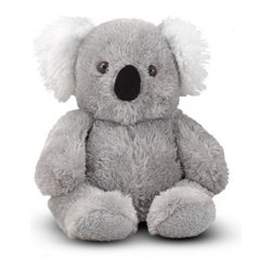 """Melissa And Doug - Melissa & Doug Sidney Koala Bear Stuffed Animal - The top stuffed toy from Down Under, silky Sidney has fuzzy ears that are made for nuzzling, an adorably sweet face with a felt nose, and a soft, floppy body that's so very easy to hug. Measures 13"""" x 9"""" x 6""""."""