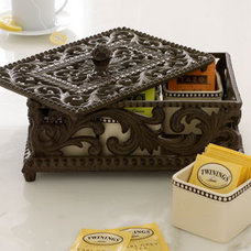 Traditional Food Containers And Storage by Horchow