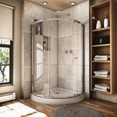 Contemporary Shower Doors by Bathroom Trends