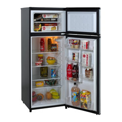 Avanti - 7.4 Cu.Ft. Refrigerator - -Energy star rated