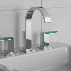 contemporary bathroom faucets by Brizo