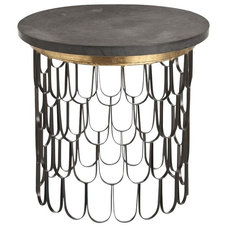 Mediterranean Side Tables And End Tables by Masins Furniture
