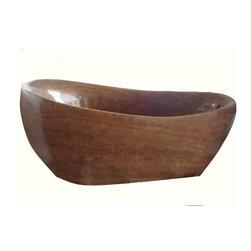 Bathtubs - Made with: Travertine Polish