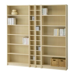 BILLY/BENNO Bookcase combination