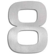 Contemporary House Numbers by PureModern