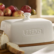 Traditional Bread Boxes by Pottery Barn
