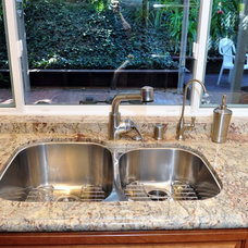 traditional kitchen sinks by Kitchens Etc. of Ventura County