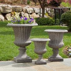 Traditional Outdoor Planters by Hayneedle