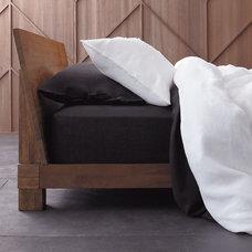 Modern Beds Dondra Bed / CB2