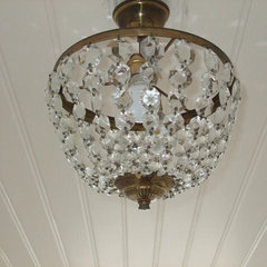 traditional chandeliers by Etsy