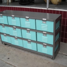 Modern Dressers Chests And Bedroom Armoires by Rehab Vintage Interiors