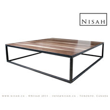 Modern Coffee Tables by Nisah Living