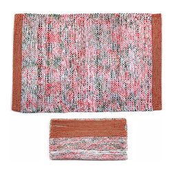 re:loom - re:loom Handwoven Placemats, Set of 4 - *PRODUCT DESCRIPTION