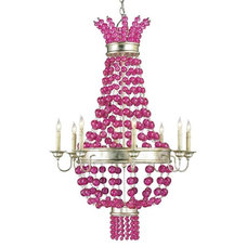Eclectic Chandeliers by Furbish