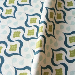 Organic Fabric - Daydream - Certified Organic Cotton/Hemp blend, 8-11oz, Printed in USA