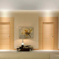 Doors - We are able to offer a large selection of custom made, pre-hung, fire rated doors, and everything else that comes with that kind of job. From door locks, handles, frames and trim-work.