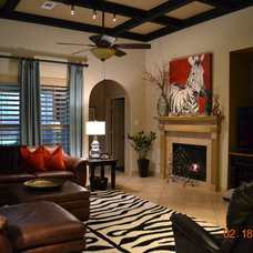 Eclectic  by Cynthia Burke Havens, Awesome Interiors INC