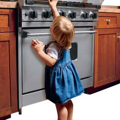 Prince Lionheart - Stove Guard for Child Safety - When it comes to child-proofing,  you don't kid around. So this heat-resistant plastic barrier is an absolute must to protect your little ones from scalds and burns.