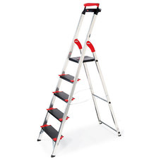Traditional Ladders And Step Stools by FRONTGATE