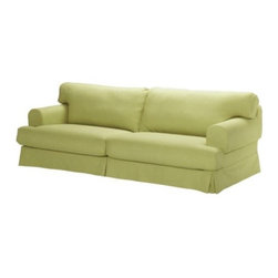 IKEA of Sweden - HOVÅS Sofa cover - Sofa cover, Källvik light green