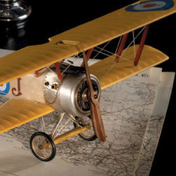 RR - Model Airplane - Small Sopwith Camel - Model Airplane - Small Sopwith Camel