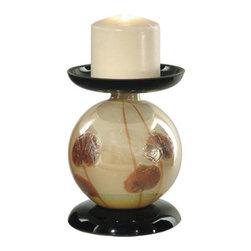 Dale Tiffany - Dale Tiffany PG70351 Small Salem Candle Holder - Transitional Small Salem Candle HolderFeatures: