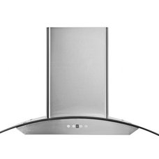 Contemporary Range Hoods And Vents by Atlas International, Inc.