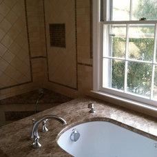 Bathroom Countertops by CompassPoint Design Group, llc