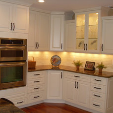 Kitchen Cabinetry by Innermost Cabinets
