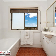 Traditional Bathroom by Property Styling Online