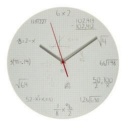 Solve Some Time Clock | Mod Retro Vintage Wall Decor | ModCloth.com -