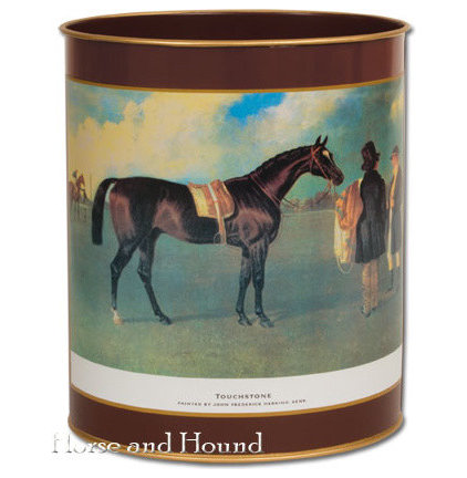 Traditional Waste Baskets by Horse & Hound Gallery