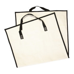 Uniflame - Uniflame W-1167 Heavy Weight Canvas Log Tote - Heavy Weight Canvas Log Tote belongs to Fireplace Accessories Collection by Uniflame