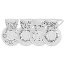 Eclectic Mugs by Apt2B