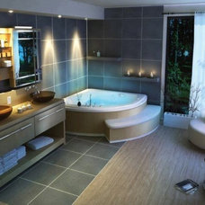How to Choose a Relaxing Bathtub for your Home | Bathroom | How-To Tips | homede