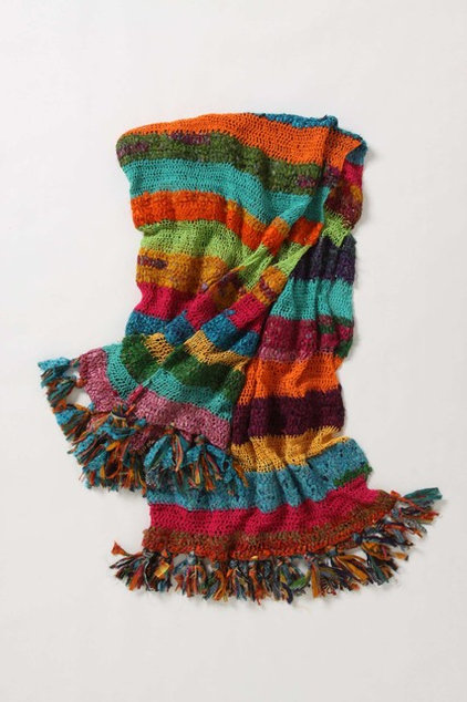 Eclectic Throws by Anthropologie
