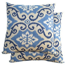 Eclectic Outdoor Cushions And Pillows by Target