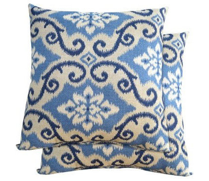 Eclectic Outdoor Pillows by Target