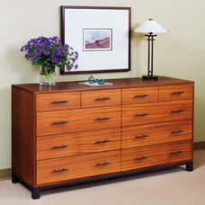 Contemporary Dressers by McKinnon Furniture