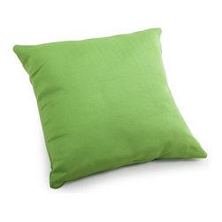 ZUO VIVA - Laguna Large Pillow Green - Laguna Large Pillow Green