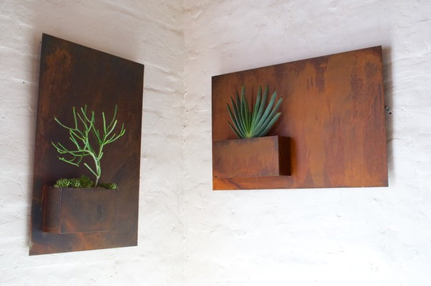 Modern Outdoor Pots And Planters by Potted