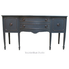 Traditional Buffets And Sideboards by Boulder Blue Studio