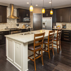 Traditional  by Genesis Homes of Iowa