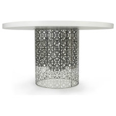 modern dining tables by Jonathan Adler