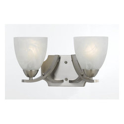 Triarch International - Triarch International 33290/2 Value Series 290 2 Light Double Wall Sconce - Features: