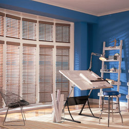 Wood Blinds - BlindsChalet.com