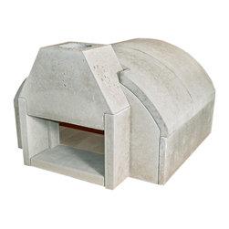 Fogazzo - Fogazzo Model 855 Treasure Chest Wood Fired Oven Kit - Sergio de Paula